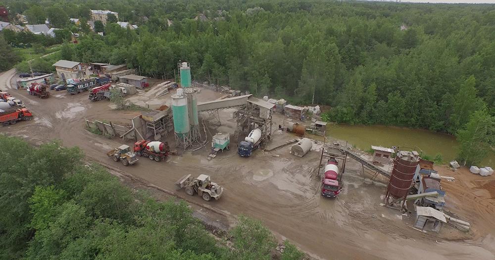 белоостров завод бетон